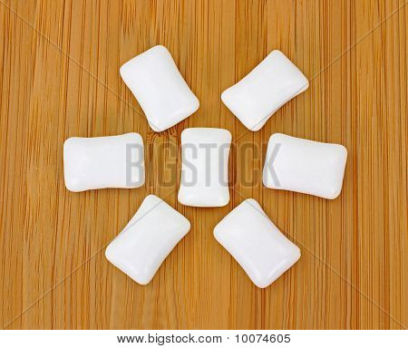 Group Fresh Tasting Chewing Gum