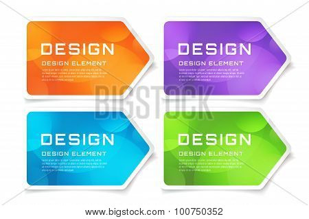 Information infographics design statistic vector