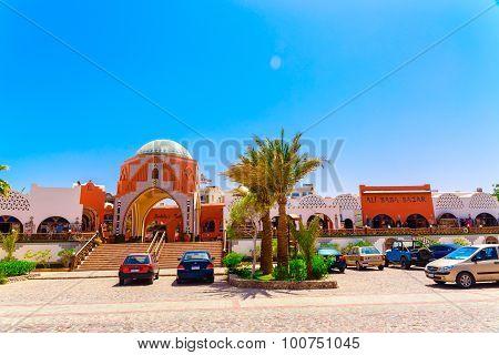 View On Market In Arabella Azur Resort