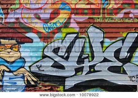 Graffiti At Five Pointz