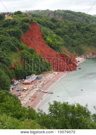 Coastal Landslip