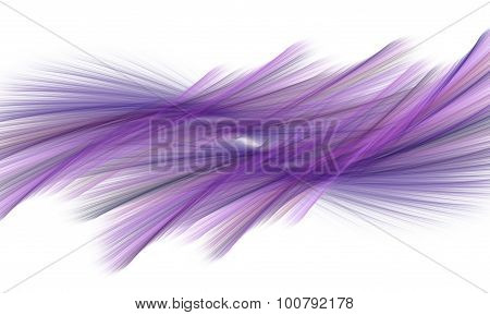 Abstract Background With Purple Lines.