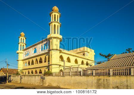 Mosque In Morondava