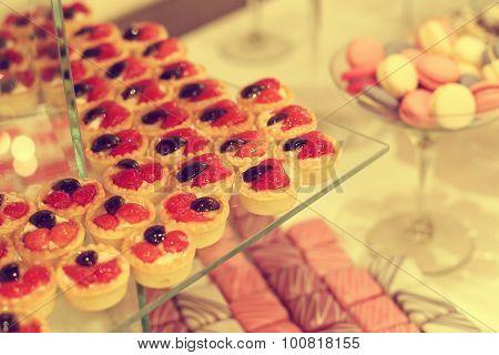 Delicious Dessert Buffet