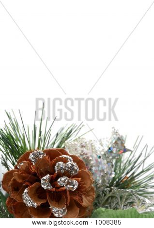 Vertical Christmas Space