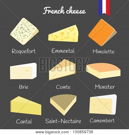 French Cheese.