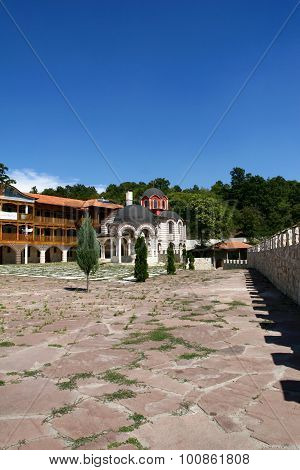 Giginski Monastery St St Kozma And Damyan, Bulgaria