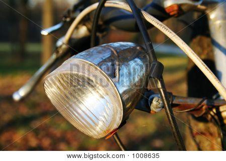 Bicyce Lamp