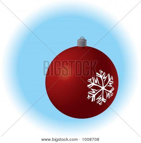 Snowflake Ball