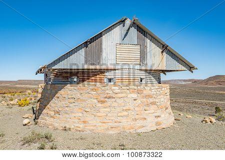 Blockhouse On Koeelkop In Carnavon