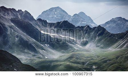 Swiss Alps - Stelvio Pass