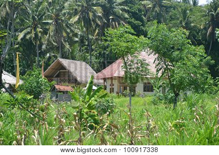 Traditional Balinese Home