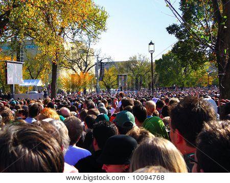 Rally Jon Stewart Crowd