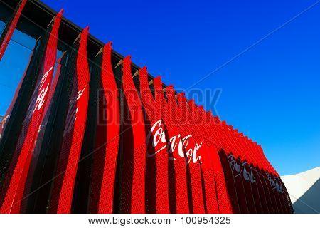 Cocacola Pavilion - Expo Milano 2015
