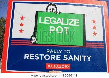 legalisieren pot