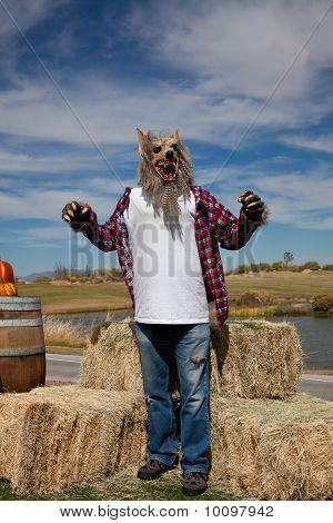 Halloween Werewolf Costume