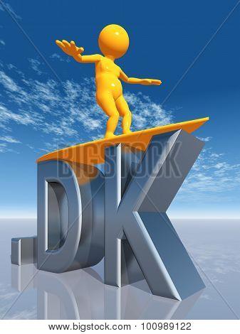 DK Top Level Domain of Denmark