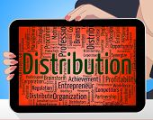 Distribution Word Meaning Wordcloud Wordclouds And Words poster