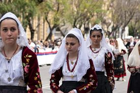 Sardinian Typical Costumes