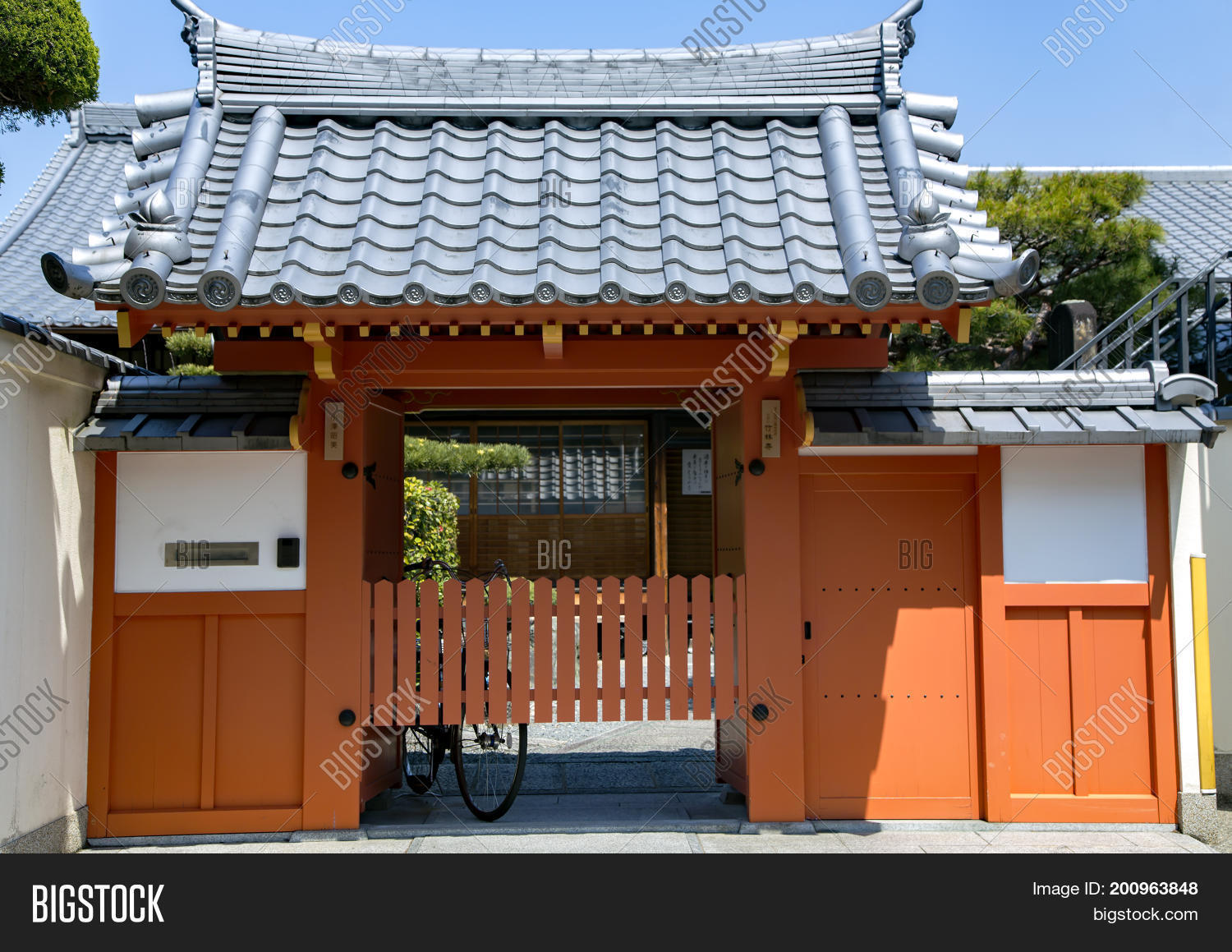 Traditional Japanese Image Photo Free Trial Bigstock