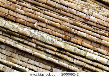 thai handmade culture a basketwork decoration design
