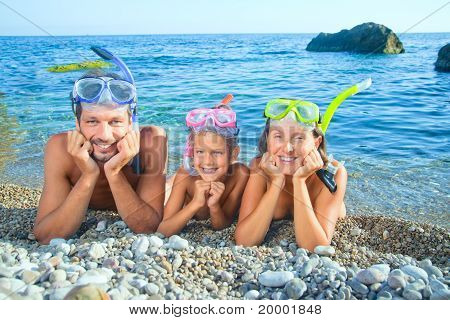 Ready To Snorkle