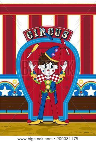 Circus Clown 2011