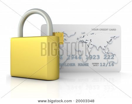 Secure Credit Card...