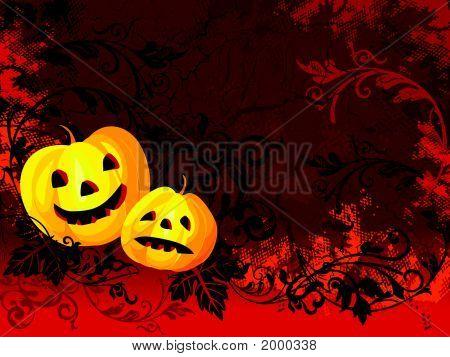 Burning Halloween