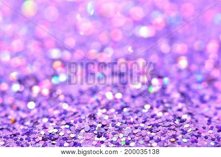 olden glitter texture Colorfull Blurred abstract background for birthday, anniversary, wedding, new year eve or Christmas.