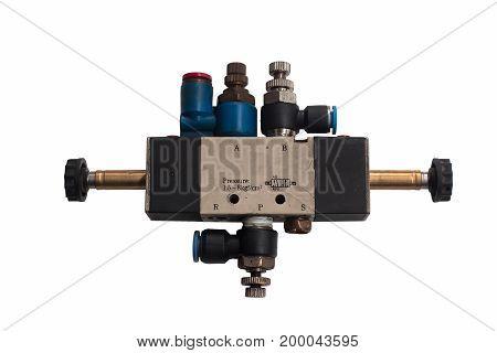 Solenoid Valve control, electric, engineering, equipment, industry,