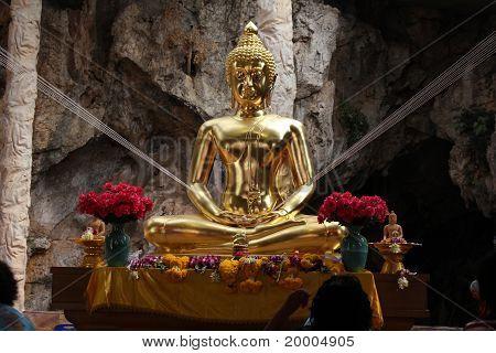Buddha at Thailand