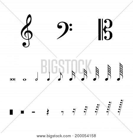 Musical Notation Symbols