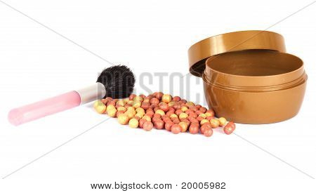 Cosmetics blush