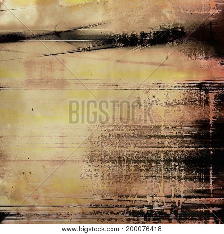 Grunge texture, detailed macro closeup, vintage composition. With different color patterns
