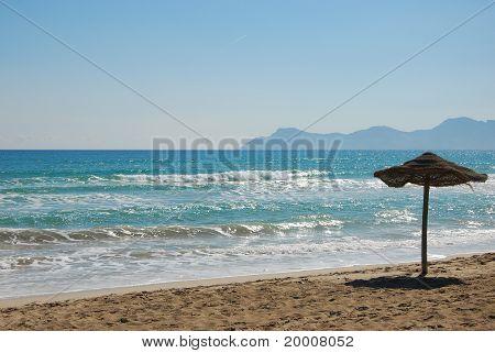Beach of Port Pollenca