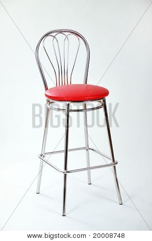 Chair On High Legs