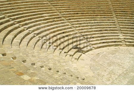 Ancient Theatre in Cyprus
