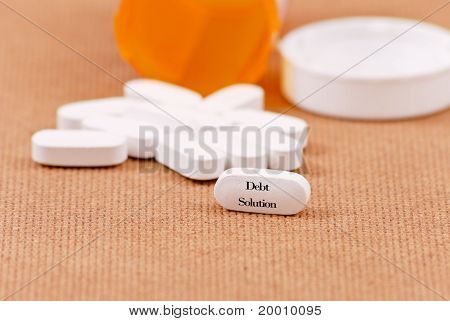 Debt Solution Pills
