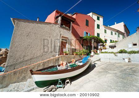 Marciana Marina. Italy.