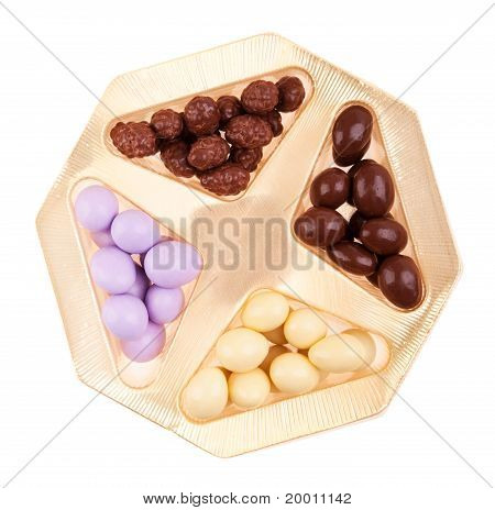Chocolate Almonds Box