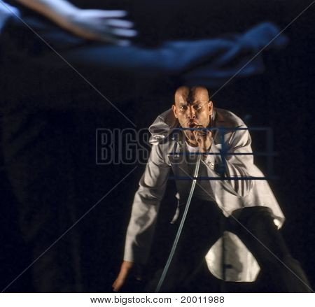 """Hip-hop Dance """"solo"""" Performed By French Modern Dance Troupe"""