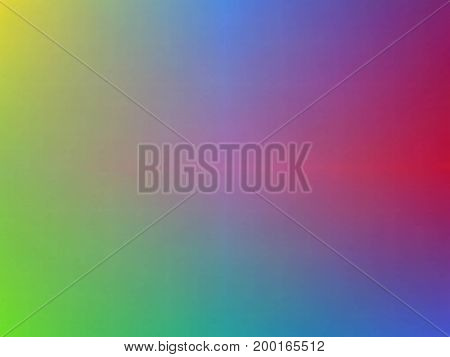 Multicolor blur abstract background, pattern, wallpaper, smooth gradient texture color design for your business