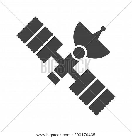Satellite, antenna, signal icon vector image. Can also be used for news andmedia. Suitable for mobile apps, web apps and print media.