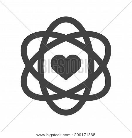 Core, values, business icon vector image.Can also be used for soft skills. Suitable for web apps, mobile apps and print media.