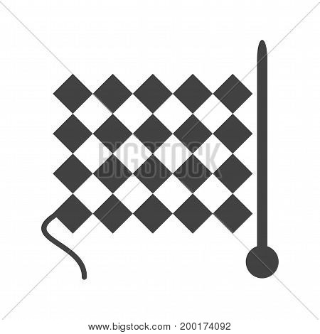Pattern, knit, sweater icon vector image. Can also be used for Sewing. Suitable for mobile apps, web apps and print media.