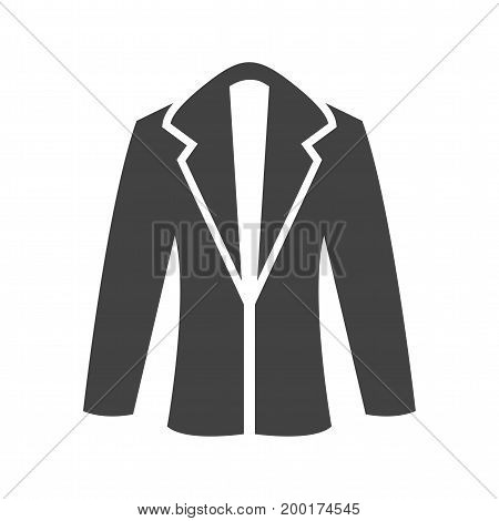 Coat, clothes, fashion icon vector image. Can also be used for Mens Accessories. Suitable for mobile apps, web apps and print media.