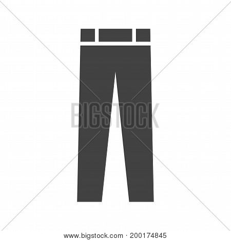 Pants, jeans, men icon vector image. Can also be used for Mens Accessories. Suitable for use on web apps, mobile apps and print media