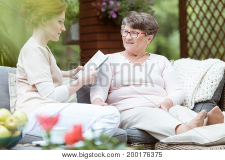 Caregiver Reading Journal