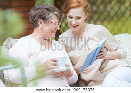Grandma Watching Photos